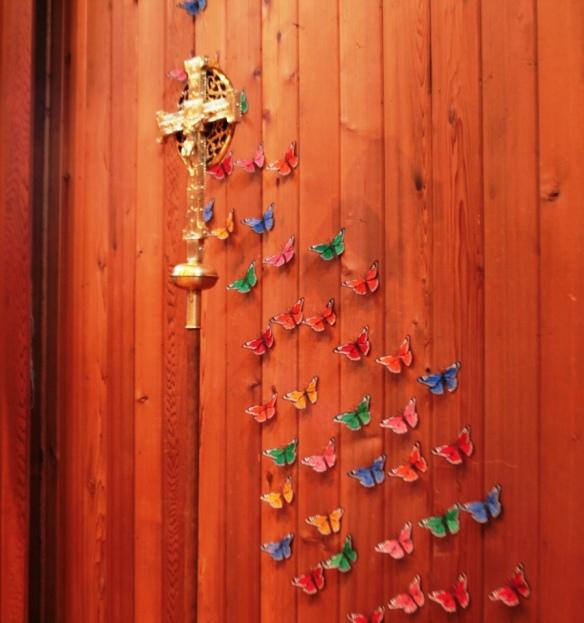 crosswButterflies