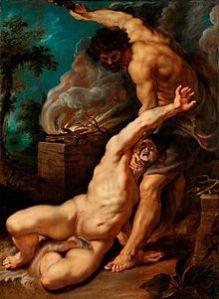 Cain_slaying_Abel,_1608-1609